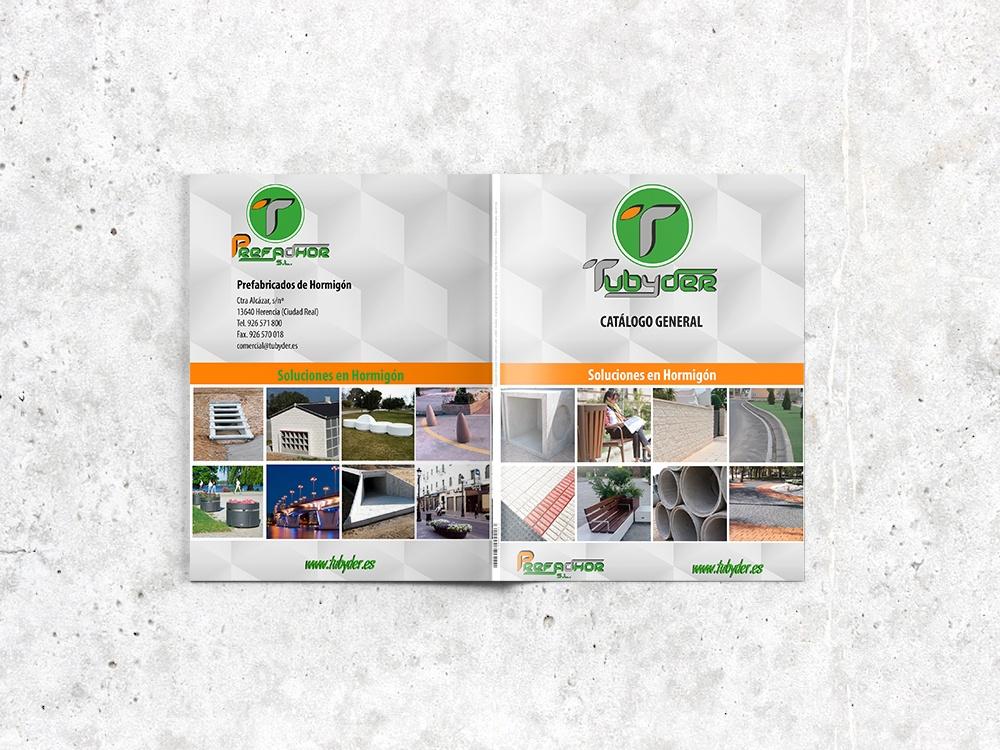 Diseño y maquetación de catálogo de productos. Realización de fotografías y retoque fotográfico.