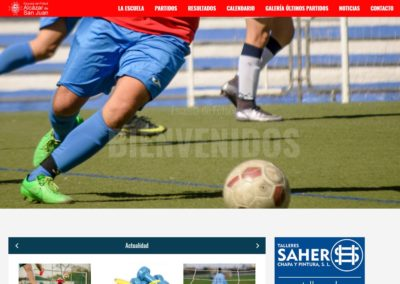 Escuela de Fútbol Alcázar de San Juan