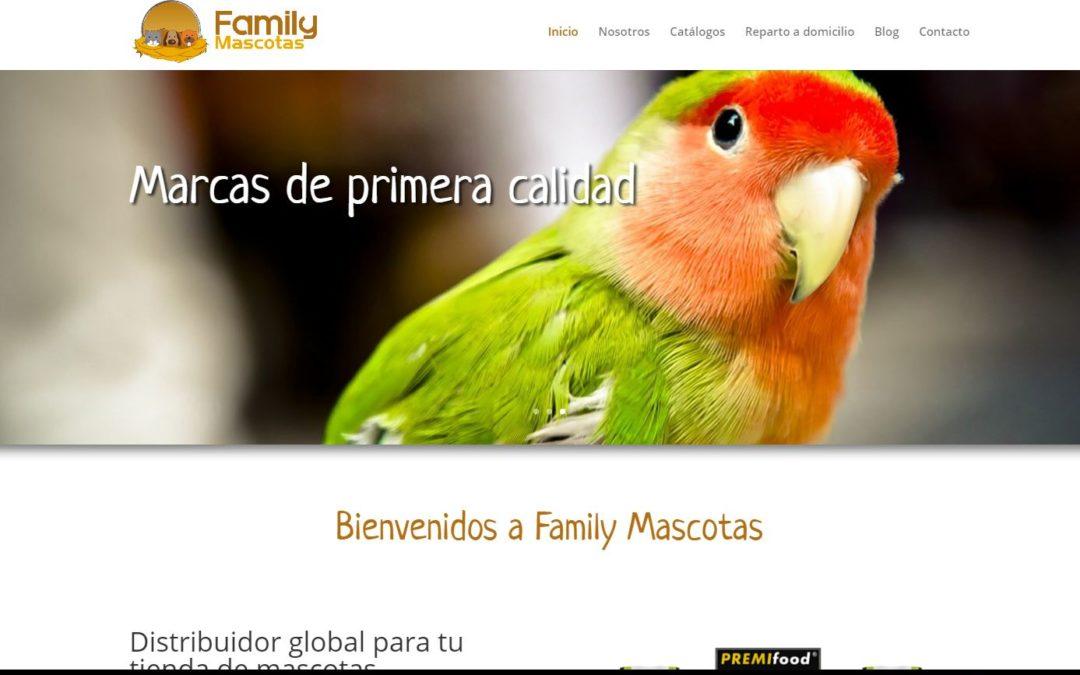 Family Mascotas