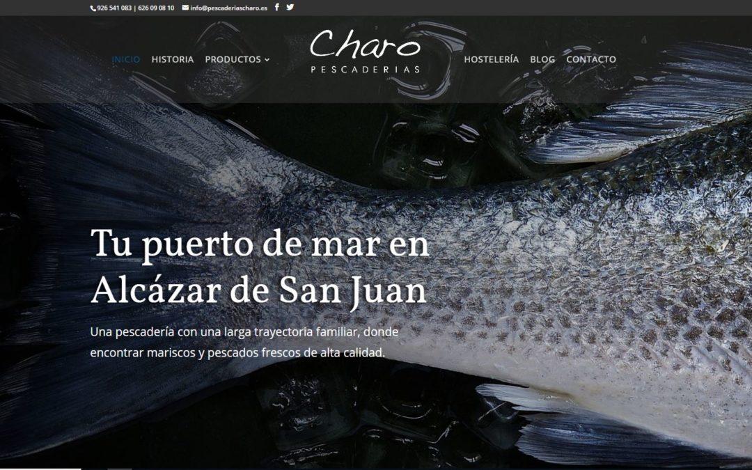 Pescaderias Charo
