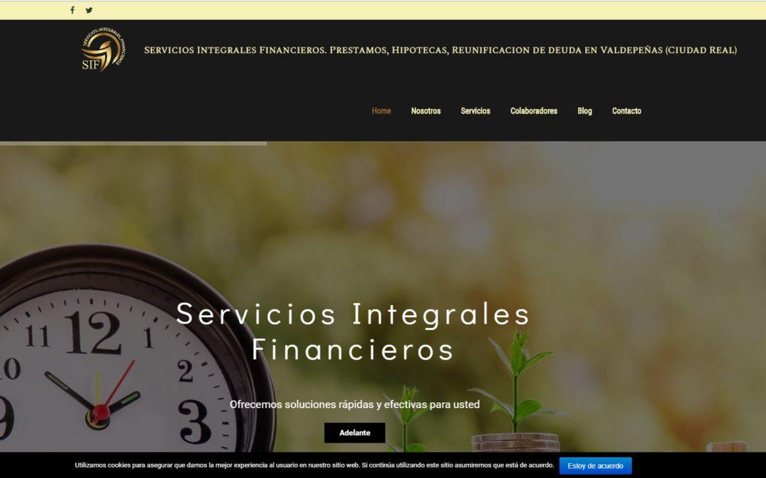 Servicios Integrales financieros