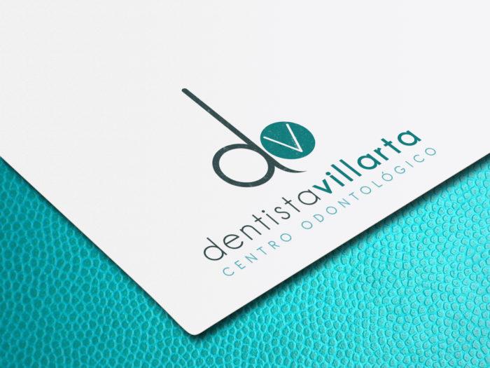 Diseño de Logotipo - Dentista Villarta