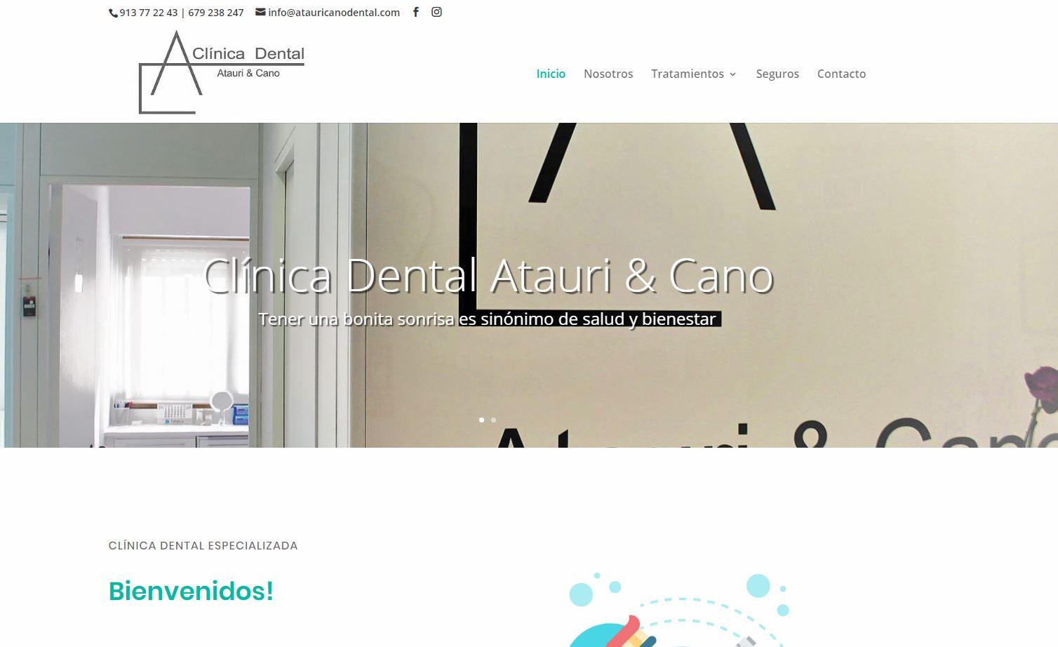 Proyecto Encinas pagina web